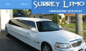 White Rock Limo Service Rates